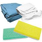 Rags, Sponges, Towels, Wipes
