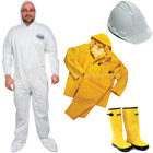 Coveralls / Body / Head / Foot Protection