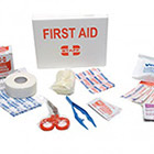 First Aid / Cleanup Kits