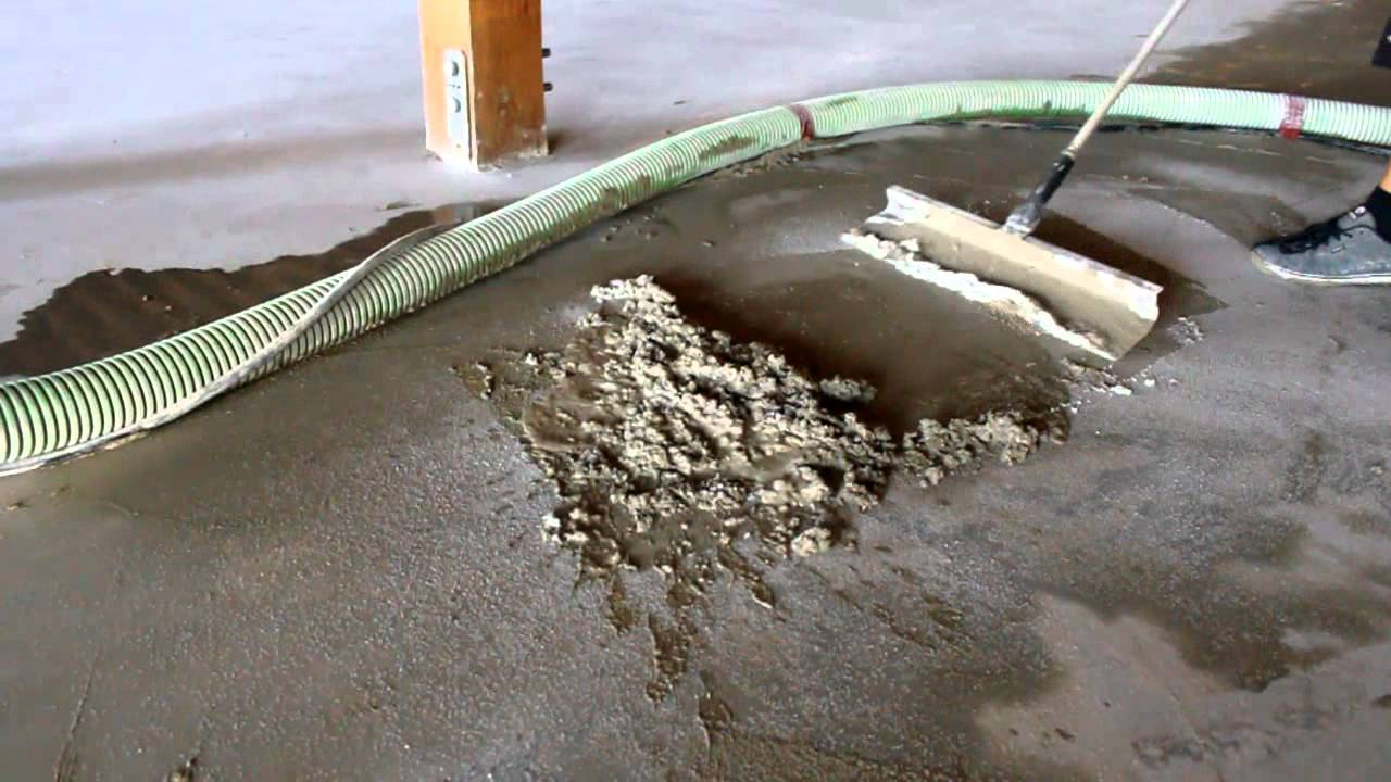 Concrete Slurry Waste Management