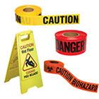 Floor Signs / Barrier Tape