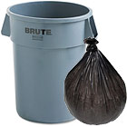 Trash Bags, Containers, Liners