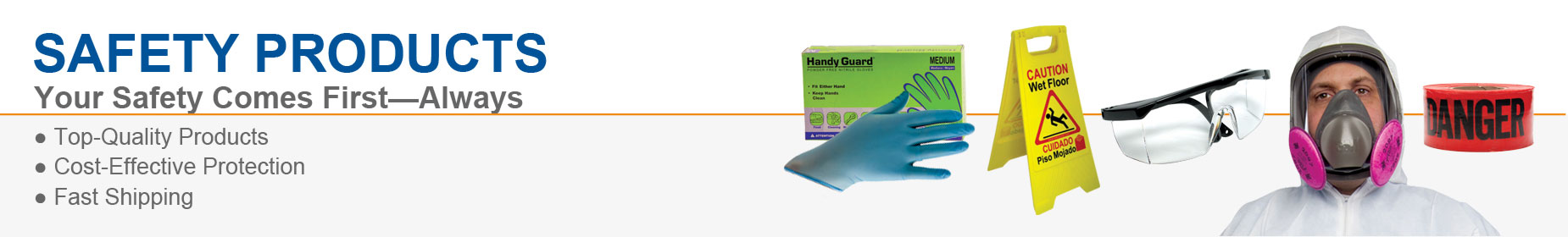 Safety Products at Jon-Don