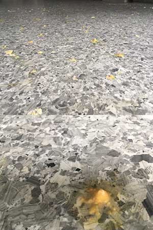 tiny-stalagmites