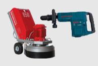 Concrete Flooring Equipment