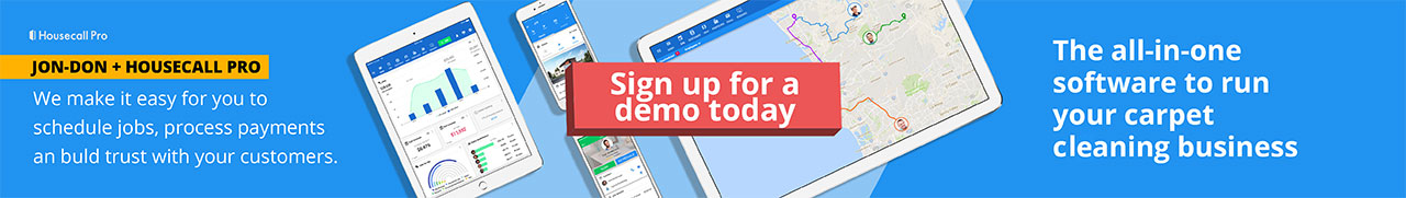 Sign up for a Housecall Pro Demo