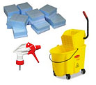 Shop Cleaning and Restoration Supplies at Jon-Don