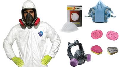 PPE- Respirator Guy