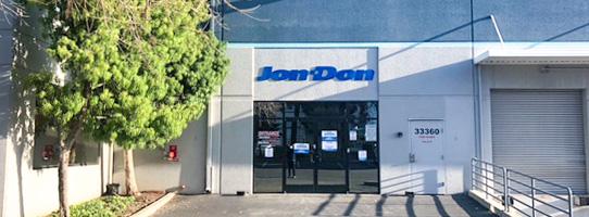 Jon-Don San Francisco Store