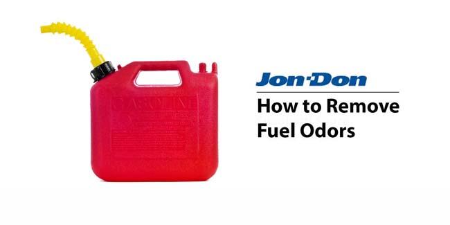 Fuel/Gasoline Odor Removal