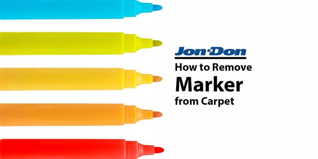 Marker Removal from Carpet