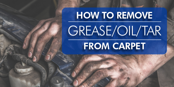 Grease Oil and Tar Removal