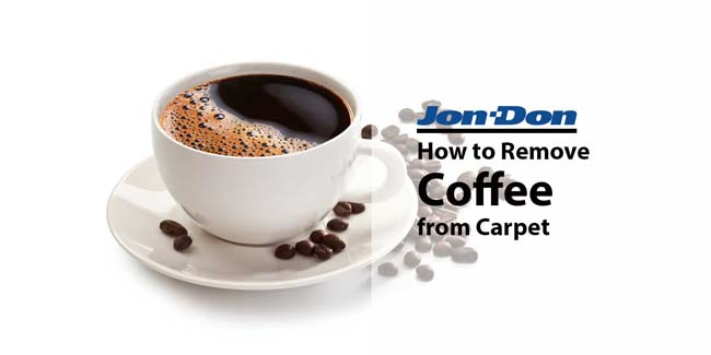 How to Remove Coffee from Carpet