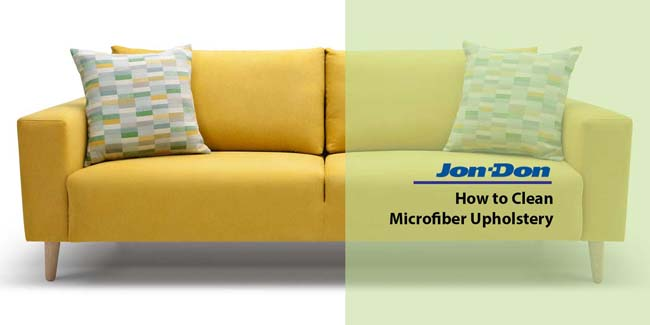 Microfiber Upholstery Care