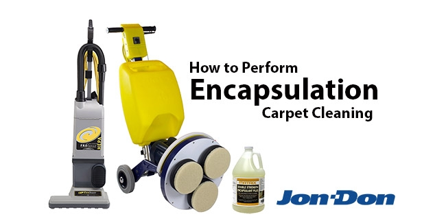 How to Perform Encapsulation Carpet Cleaning