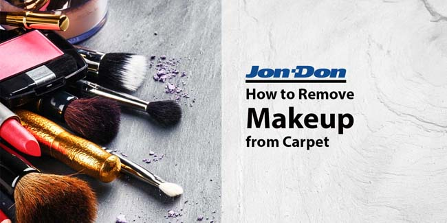 Makeup Removal from Carpet