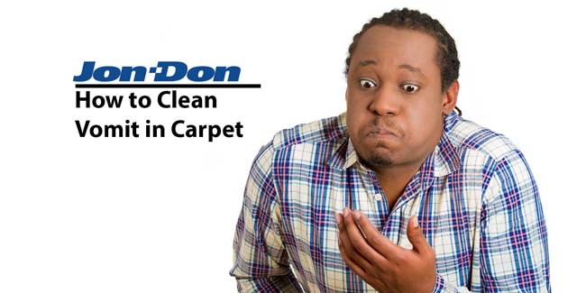 How to Remove Vomit in Carpet