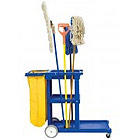 Janitor Carts and Organizers