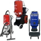 Dust Collectors, Vacuums, & Pre-Separators