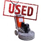 Used Concrete Grinders