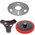 Conversion Plates and Pad Holders