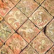 Discoloration in Quarry Tile & Stone Finish