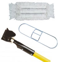 Dust Mops and Dust Mop Supplies | Jon-Don