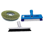 Floor, Tile and Grout Brushes