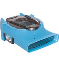 Low Profile/Thrust Technology Air Movers