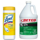 Restroom Cleaners and Deodorizers