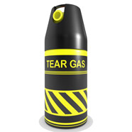 Tear Gas Removal