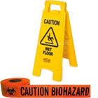 Floor Signs / Barrier Tape