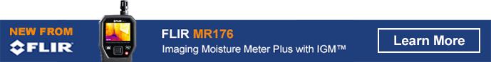 New Flir M176 Meter